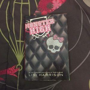 Monster High Novel for sale
